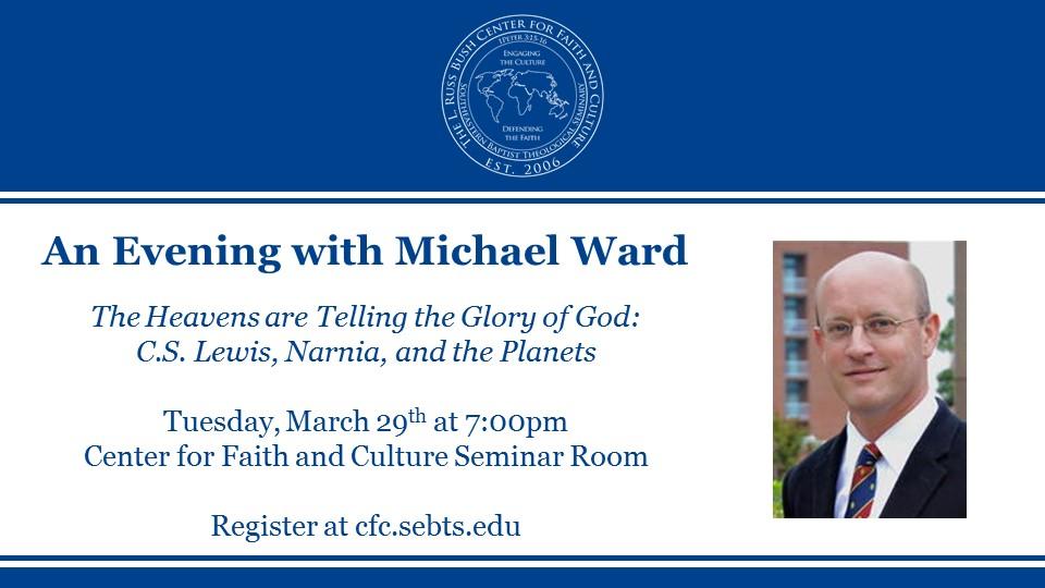 Michael Ward Chapel Slide