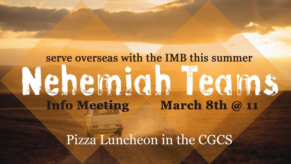 NehemiahTeams