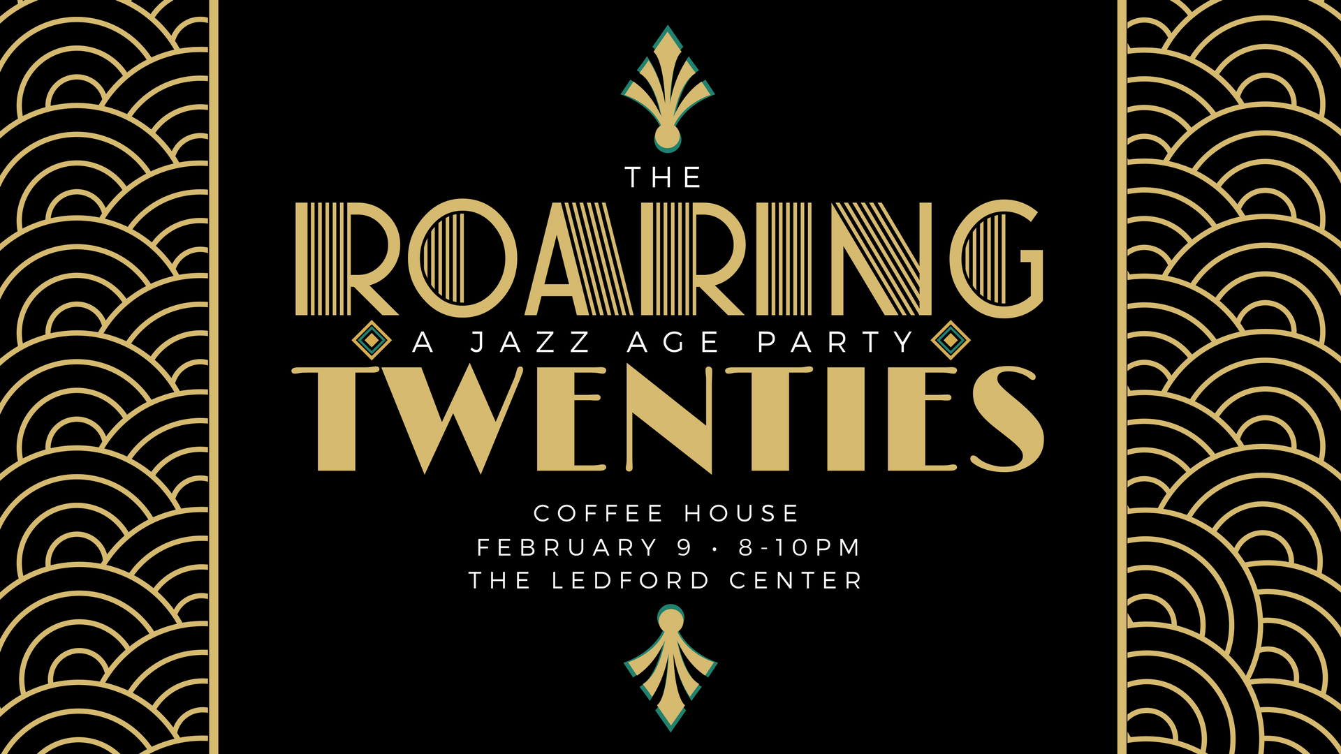 The Roaring Twenties Coffee House | February 9 | Around ...